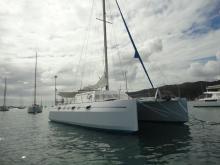 SM Marine Kalimnos : Au mouillage